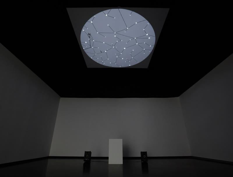 Cosmogology, exposition de Vincent Broquaire chez XPO Gallery, du 12 au 23 décembre 2014. Photo © vinciane verguethen/voyez-vous